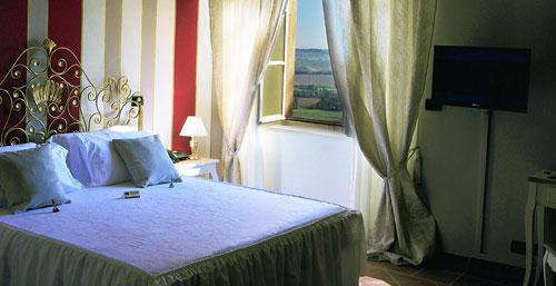 Foresteria del Castello camera suite